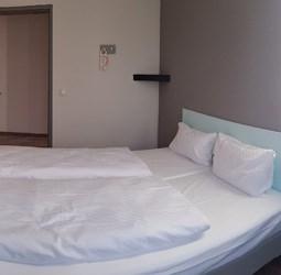 bed in room motel24 Berlin